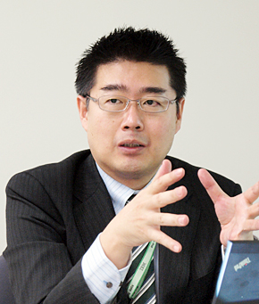 日本IBM ソフトウェア事業 Information Management マーケティングマネジャーの中野雅由氏