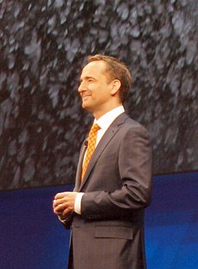 SAPのジム・ハガマン・スナーベ共同CEO
