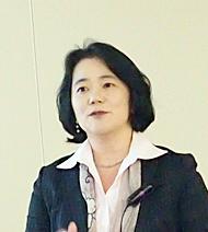 日本IBM ソフトウェア事業 クラウド&スマーター・インフラストラクチャー事業部長の高瀬正子氏