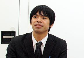沖縄県国保連合会 情報・介護課 情報管理係の比嘉章氏