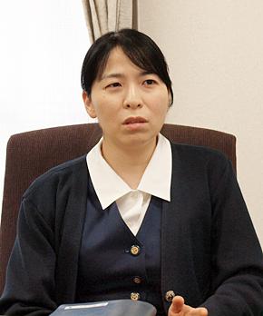 ポーライト 取締役経営改善室長の鴨田香南子氏