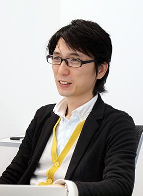 DeNA 経営企画本部 IT戦略室の清川哲也さん
