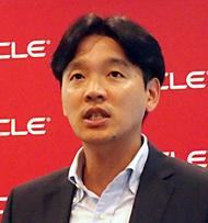 日本オラクル 執行役員 Fusion Middleware 事業統括本部長の桐生卓氏