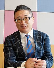 アンデルセンサービス 執行役員 システムサポート部長の堀尾紀昭氏