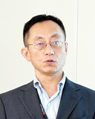 IDC Japan ソフトウェア&セキュリティグループマネジャーの眞鍋敬氏
