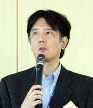 ヴイエムウェア システムズエンジニアリング本部 シニア スペシャリストの西田和弘氏