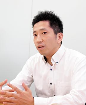 日本IBM ソフトウェア事業 インフォメーション・マネジメント事業部の小島繁樹氏