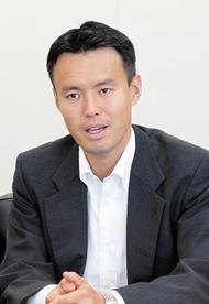 日本IBM システム製品事業 システムz事業部 事業部長の大島啓文氏