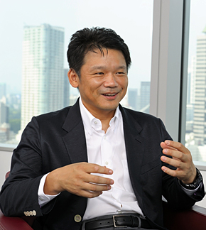ヤフー 代表取締役社長の宮坂学氏