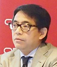 日本オラクル 専務執行役員 テクノロジー製品事業統括本部長の三澤智光氏