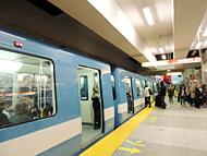 モントリオール交通局が運営する地下鉄