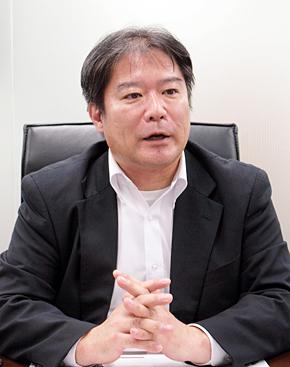 フォースメディア プロダクトマネジメント部 部長の本田龍氏