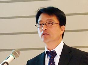 クリックテック・ジャパンの村上智社長