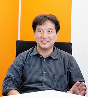 MIJS 副理事長の梅田弘之氏