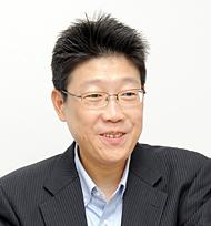 清水建設 情報システム部 インフラ企画グループ グループ長の市橋章宏氏