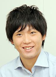 清水建設 情報システム部 インフラ企画グループの坂口優太氏