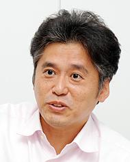 清水建設 情報システム部 システム運営グループ 課長の寺平将高氏