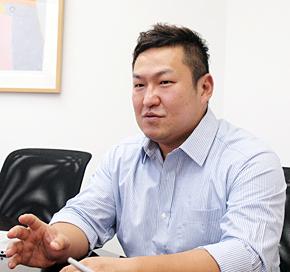 リクルートテクノロジーズ ITソリューション部 インフラソリューション6グループ グループマネジャーの泉晃さん