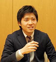 帝国データバンク 産業調査部 産業調査第1課 統計士の後藤隼人氏