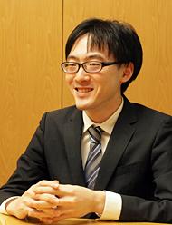 帝国データバンク 企総部 システム統括課の澤山健吾氏