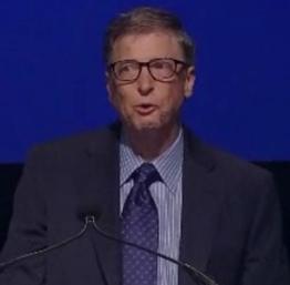 Microsoftのビル・ゲイツ会長