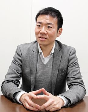 埼玉西武ライオンズの佐々木将之事業部長