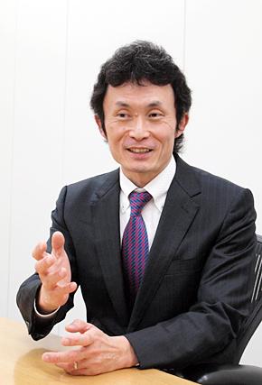 日本IBM ソフトウェア事業 WebSphere テクニカル・セールス&ソリューションズ ICP-エグゼクティブITSの鈴木徹氏