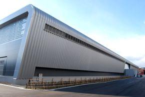 石狩データセンターの概観