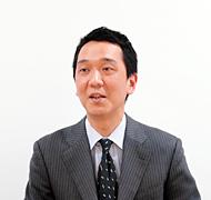 楽天証券 マーケティング本部副本部長 マーケティング部長の清野英介氏