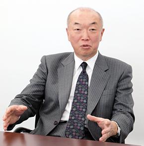 NTTデータ 執行役員 ソリューション&テクノロジーカンパニー ビジネスソリューション事業本部長の笹田和宏氏