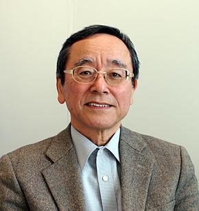 沖縄県情報産業協会の仲里朝勝会長