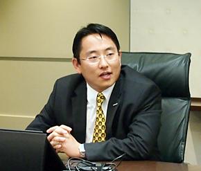 米Microsoft コーポレート バイスプレジデントの沼本健氏