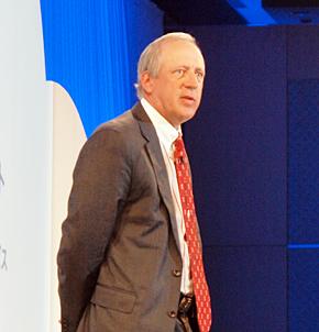 米IBM クラウド・サービス ゼネラル・マネジャーのジェームズ・コンフォート氏