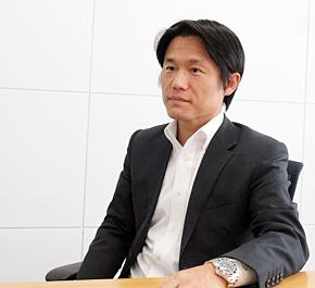 アサヒプロマネジメント 業務システム部 担当課長の光延祐介氏