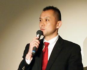 日本マイクロソフト SMB営業統括本部 エリアパートナー営業本部の菊地正和本部長