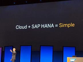 CloudとHANAですべてをシンプルに
