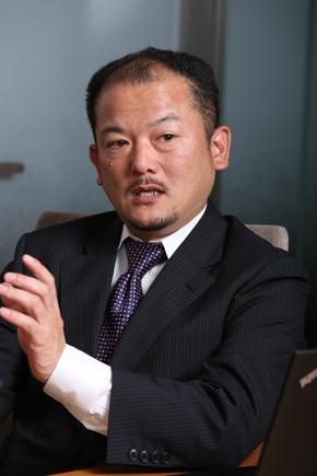 日本マイクロソフト パブリックセクター統括本部 テクノロジーソリューションセールス本部 ソリューションスペシャリストの石崎勝洋氏