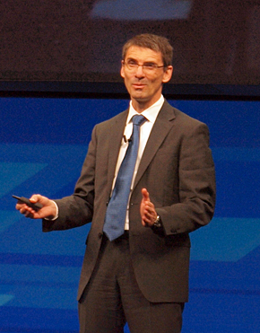 SAPのバーンド・ロイケCTO