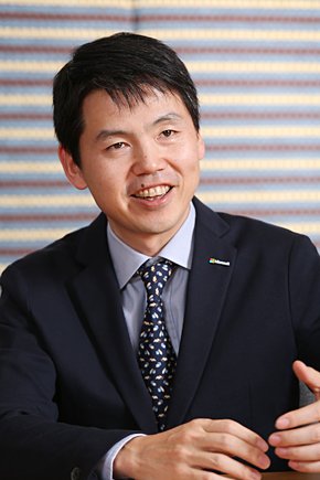 日本マイクロソフト 法務・政策企画統括本部 法務本部長の舟山聡氏