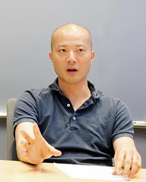 SAPジャパン バイスプレジデント Chief Innovation Officer 馬場渉氏