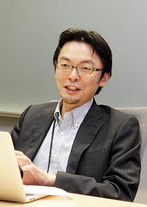 SAPジャパン ソリューション&イノベーション統括本部 リアルタイムプラットフォーム部 部長 大本修嗣氏