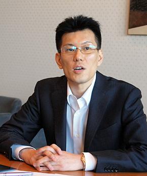 あきんどスシロー 情報システム部長の田中覚氏