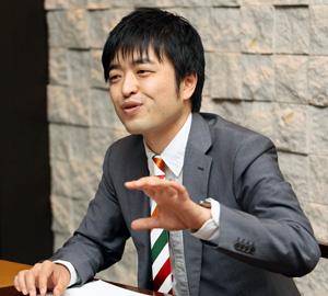 MarkeZine 編集長 押久保剛氏
