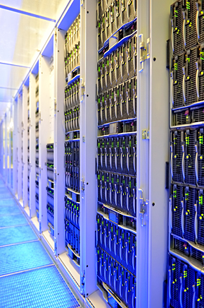 SAPのクラウドデータセンター