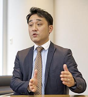 SAPジャパン サービス事業本部 サービスソリューション本部 Cloud & Software Related Services 統括部長の高山勇喜氏