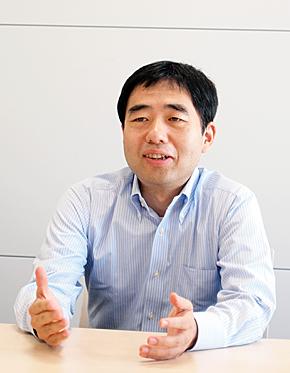 東急百貨店 MD企画部 デジタルメディア部 デジタルマーケティング担当の須崎直哉課長