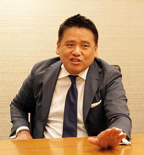 デル 執行役員 パートナー事業本部長 兼 西日本営業統括本部長の渡邊義成氏