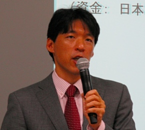 ビッグデータについて語る国立情報学研究所の宇野毅明教授