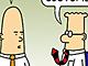ディルバート(367):商品を買わせることが客のため?