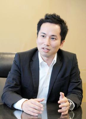 インテリジェンス BI本部 メディアBITA部 メディア基幹プロジェクトグループの竹内啓明氏